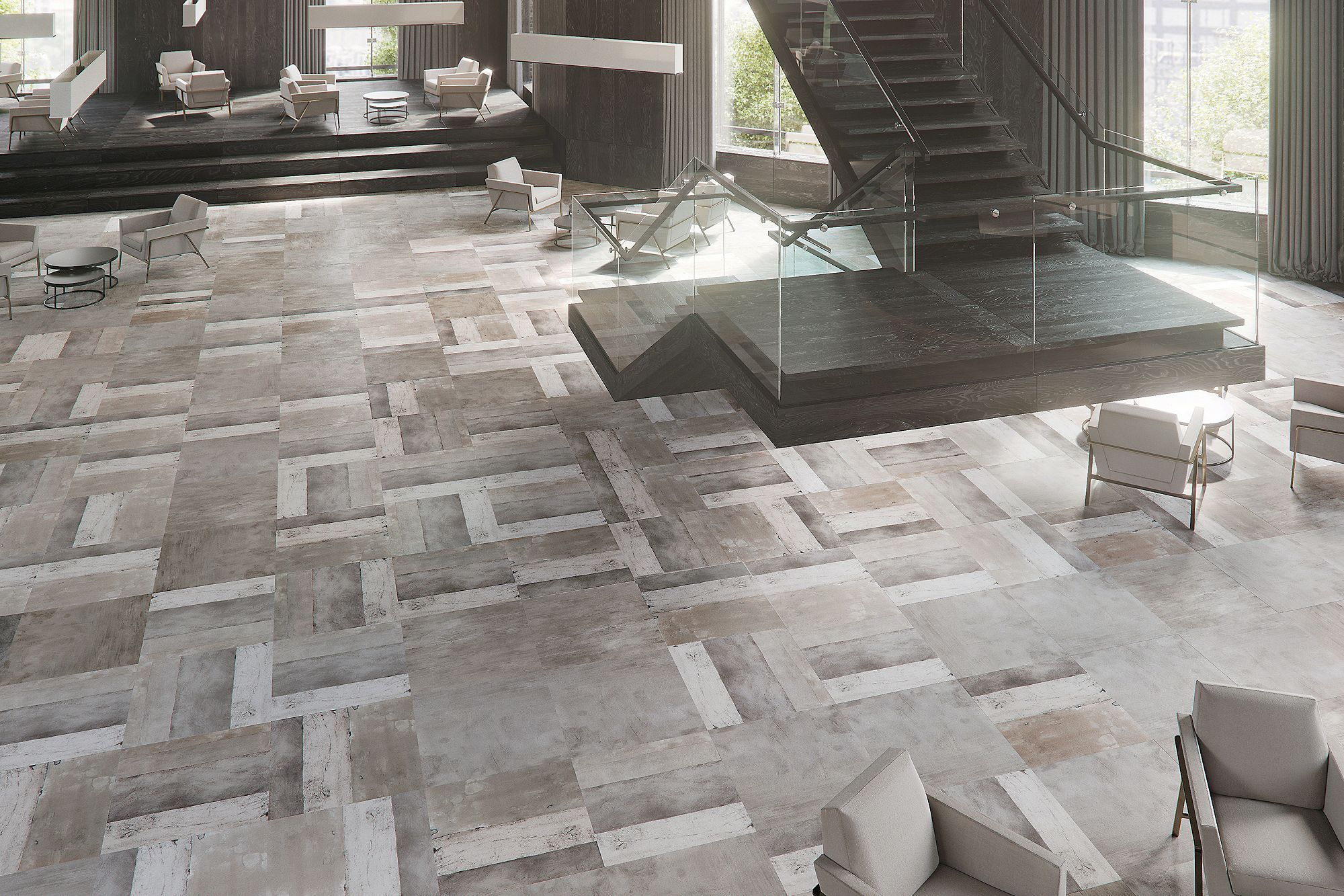 Mohawk Group Offers Both Hard And Soft Performance Flooring