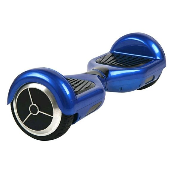 6.5Inch Self Balance Scooter E-scooter 2 wheels Bluetooth Electric Balance Blue