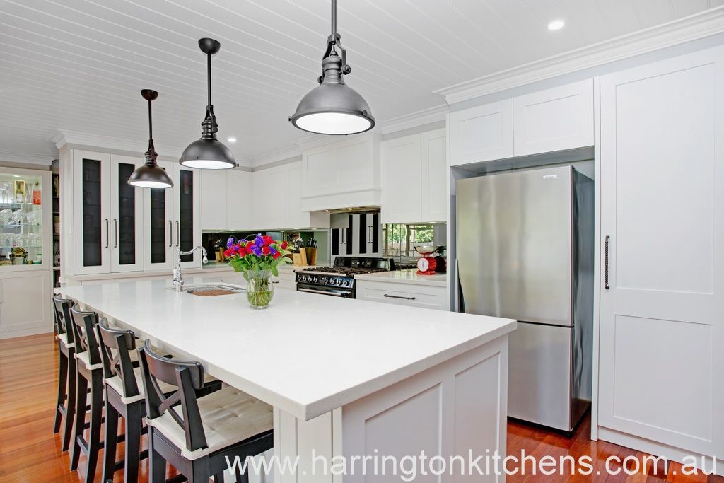 Classic Kitchen - Harrington Kitchens