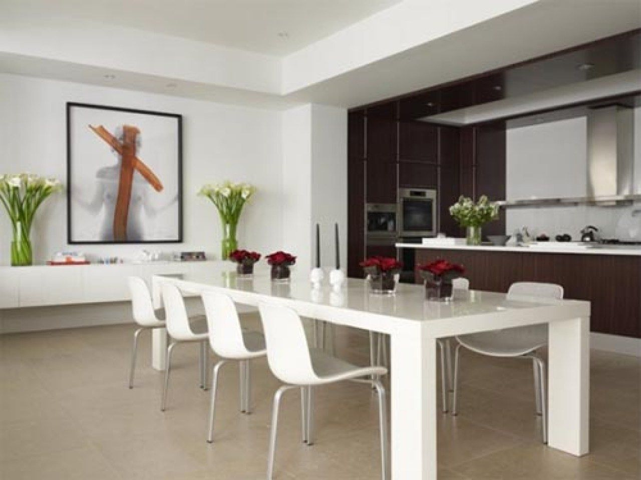 Dining Room Kitchen Beautiful Interior Decorating Ideas West Chin Home Interior Pict Contemporary Dining Room Design Minimalist Dining Room Dining Room Remodel Dining room stores best free home