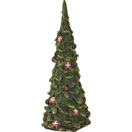 Klarborg Juletrae 16 5 Cm Billede 1 Juletrae