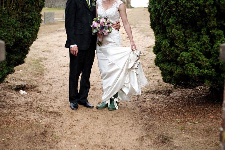 Bride In Wellies Wedding Shots Wedding Photographers Wedding