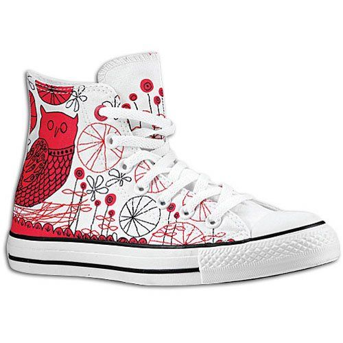 c56fe09b548a love these!!!... CONVERSE CT Red Owl Hi Lace-Ups Shoes White Mens ...