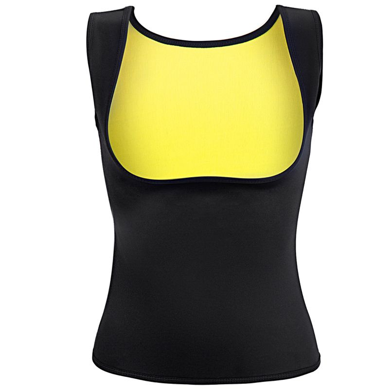Hot Thermal Cami Slimming Sauna Belt Tummy Control Shaper Loss Weight Men/'s Vest