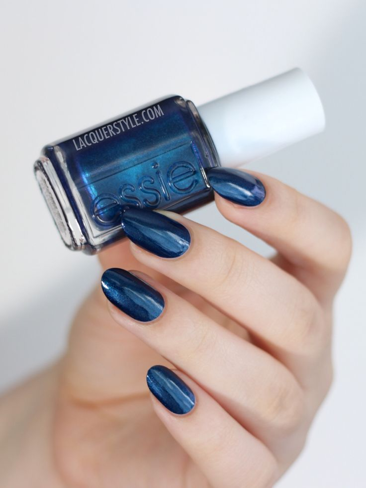 Bell-Bottom Blues essie - Google Search | Nails | Pinterest