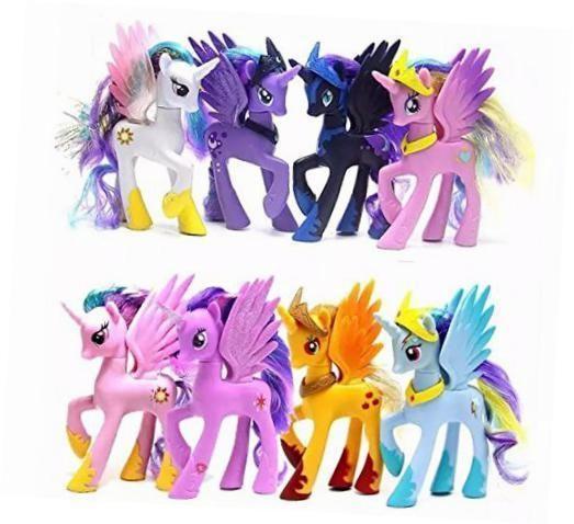 5 5 Princess Luna Nightmare My Little Pony Toy Figures Alicorn Unicorn Black Toys Hobbies Tv Movie Character Toys My Little Pony Ebay
