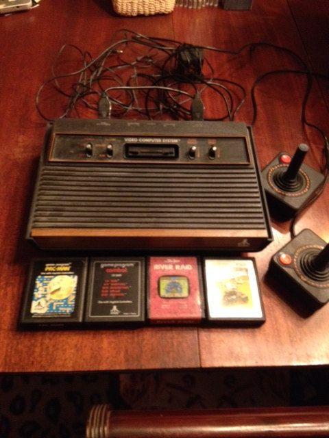 Oriiginal Atari? I think yes!