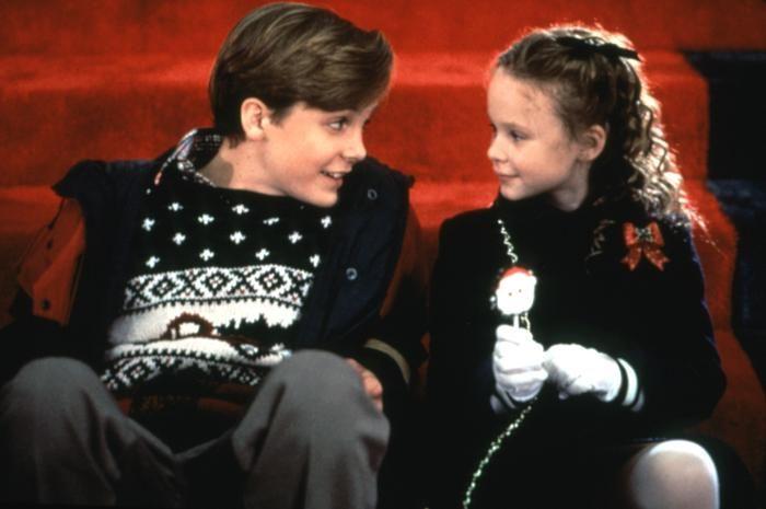All I Want For Christmas 1991 Ethan Randall Aka Ethan Embry Thora Birch