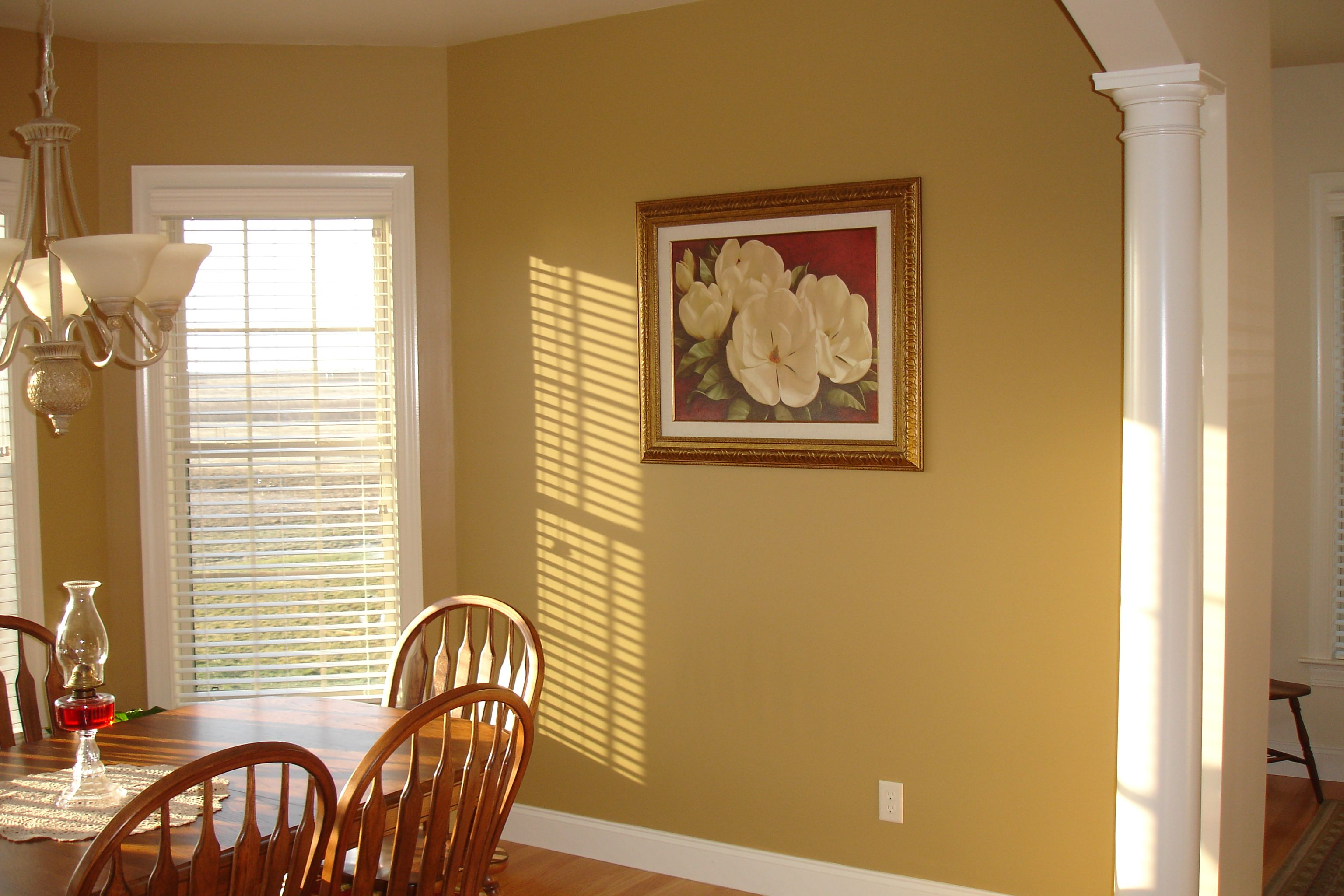 Hall colours decorating paint colors for living room - Interior dining room paint colors ...