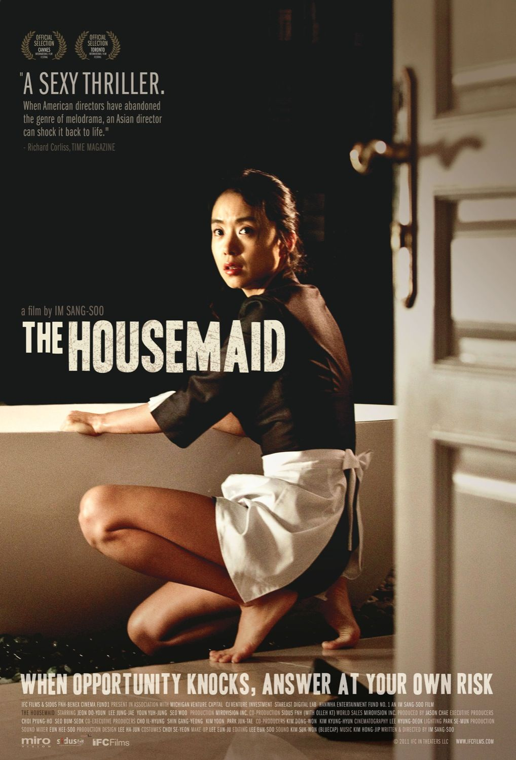 The House Maid Thriller Movies Thriller Movie Trailers