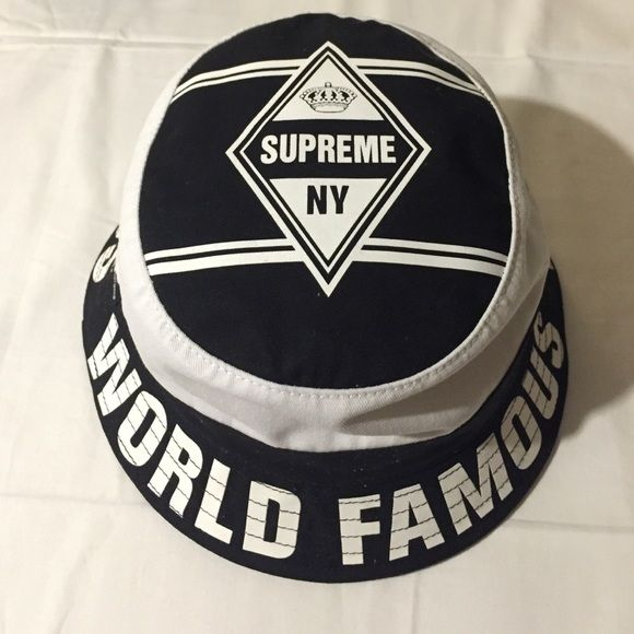 52006e44036 Supreme World famous hat Worn once