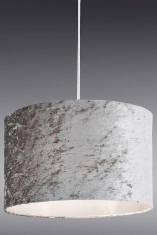 Silver Globe Pendant Light