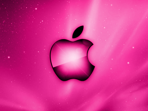 Applelogoa11_pink.png 480×360 pixels (With images