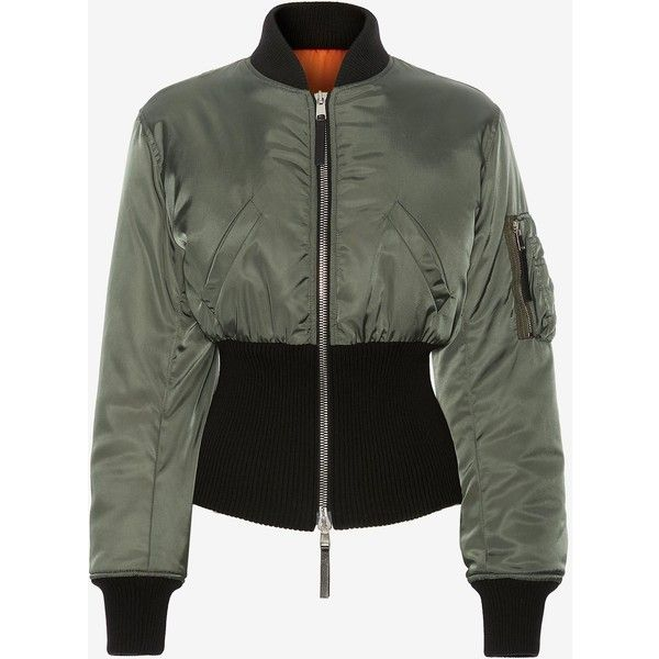 Cheap Alexander McQueen padded zip-up jacket With Mastercard Cheap Price Cheap Sale Lowest Price QrzpRX4Vg