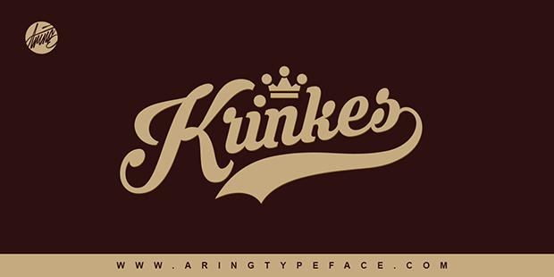 50 Free Retro And Vintage Fonts Vintage Fonts Free Cursive Fonts Baseball Font
