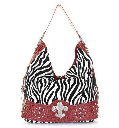 Red Animal Print Handbag 301rd Whole Handbags Women Purses Designer Inspired