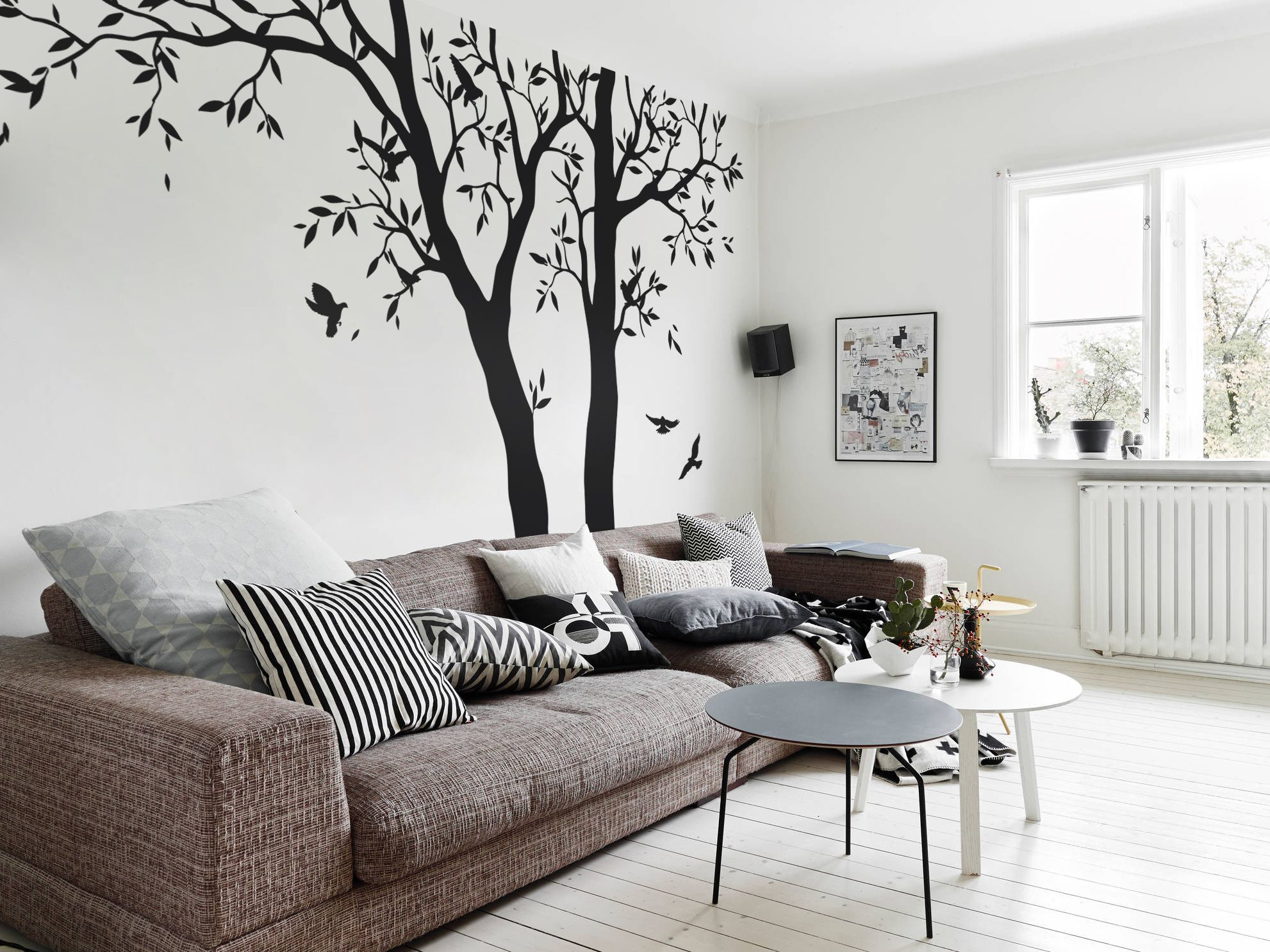 How to make look your living room nice and beautiful?! Find your ...