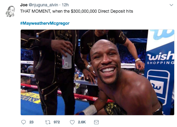 The Funniest Memes And Reactions To Mayweather V McGregor - 26 hilarious low budget photoshoot fails that will make you cringe