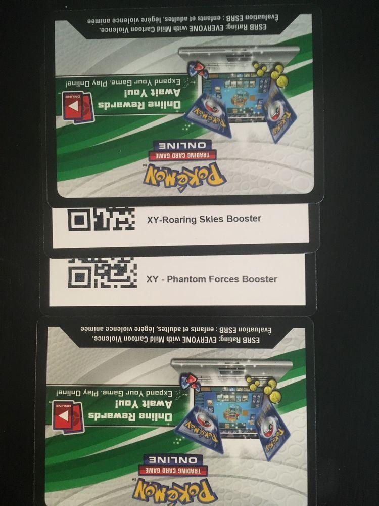 NEW Pokemon Online TCGO BOOSTER Sun /& Moon Code FAST DECK TCG Codes XY B/&W