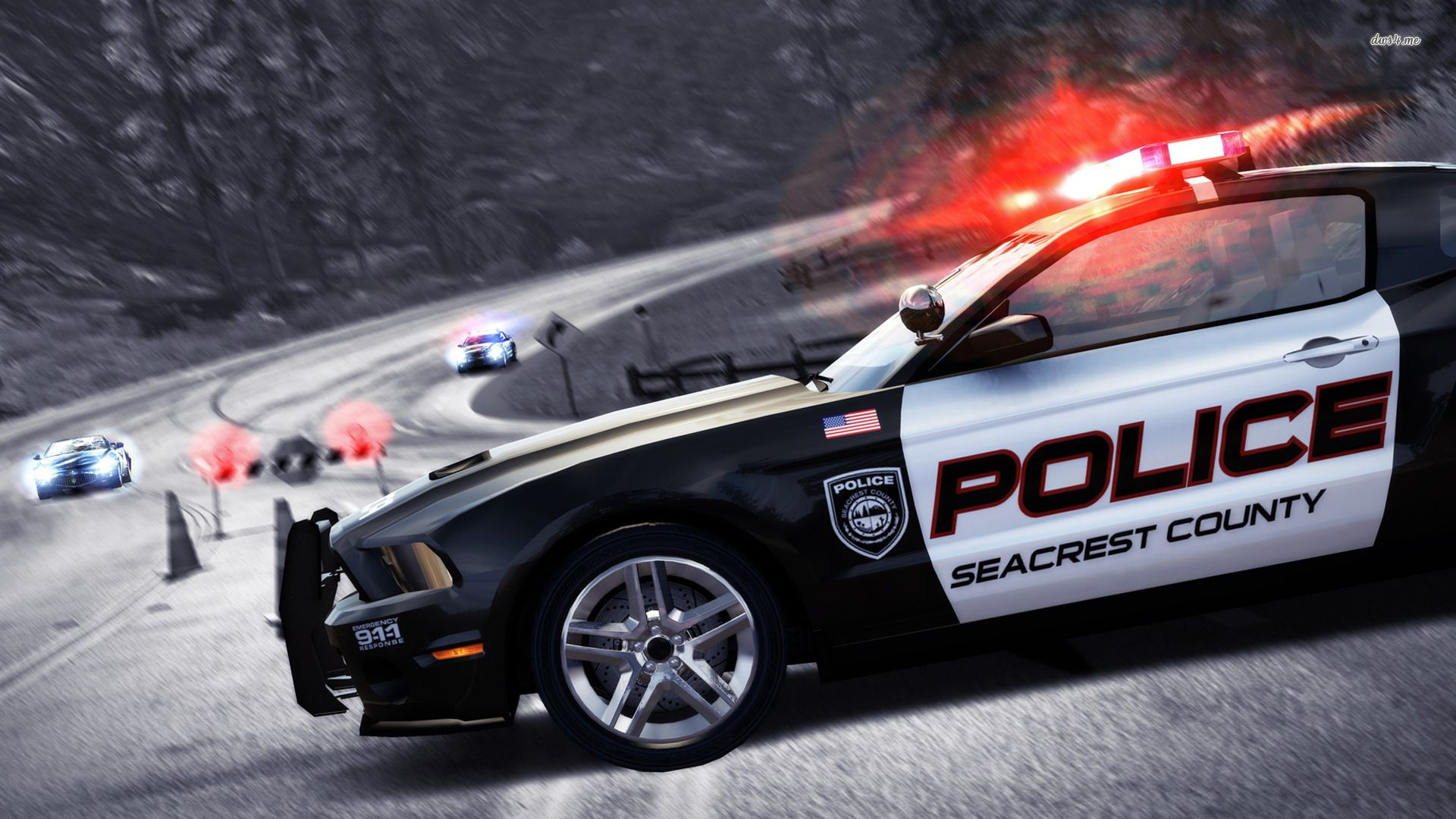 need for speed hot pursuit police car wallpaper love and respect our cops pinterest. Black Bedroom Furniture Sets. Home Design Ideas