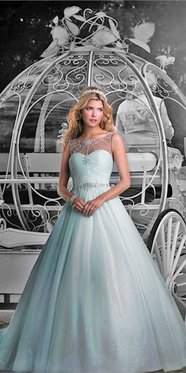 27 Disney Wedding Dresses For Fairy Tale Inspiration