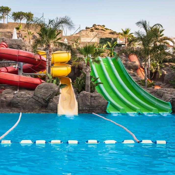 Piscinas De Nuestro Hotel En Málaga Globales Los Patos Park Pools At Our Hotel In Malaga Globales Los Patos Park Hotel Ma Piscinas Parque Acuatico Hoteles