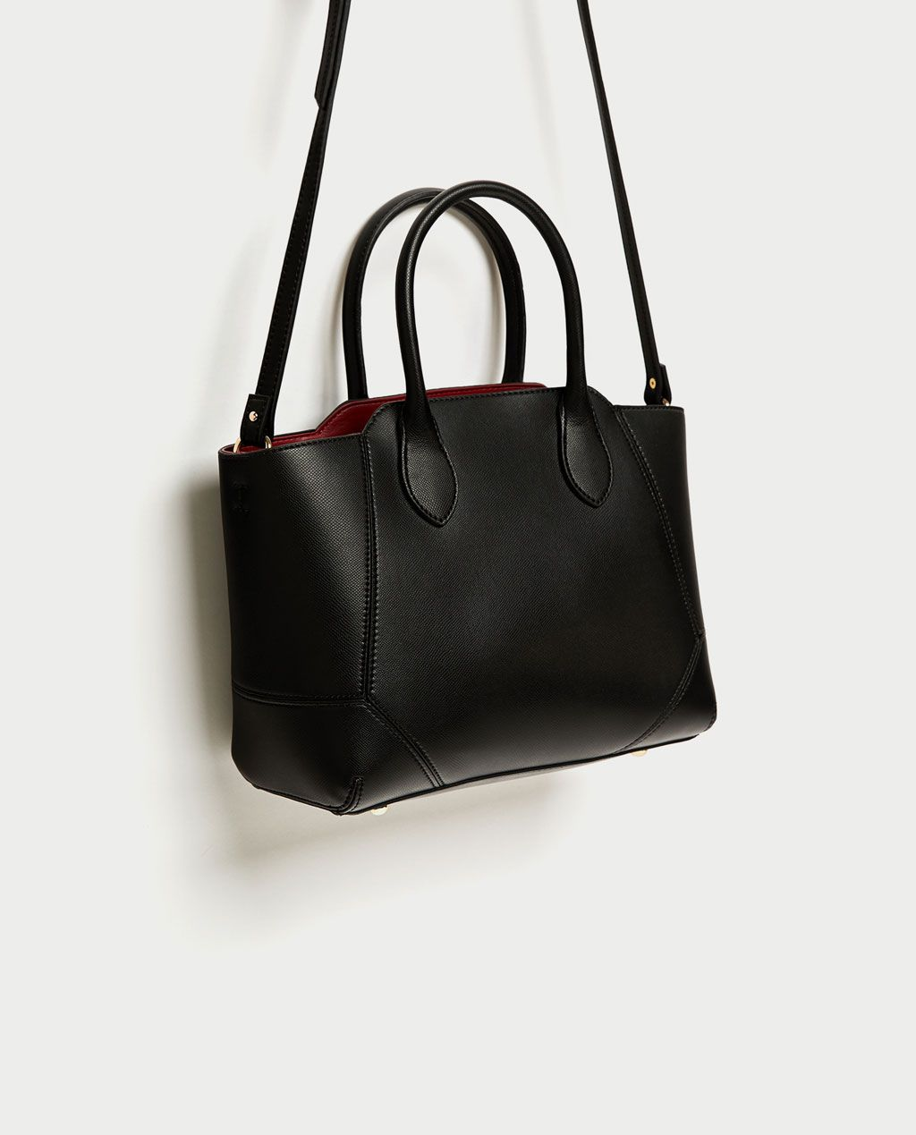 051bd3ee4e MEDIUM TOTE BAG-View all-BAGS-WOMAN | ZARA United States | Dream ...