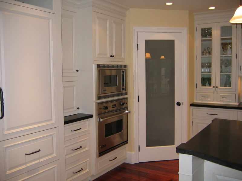 Kitchen Cabinet White Kitchen Design With Tall Corner Kitchen Pantry Cabinet With Frosted Glass Door Corner Pantry Frosted Glass Pantry Door Glass Pantry Door