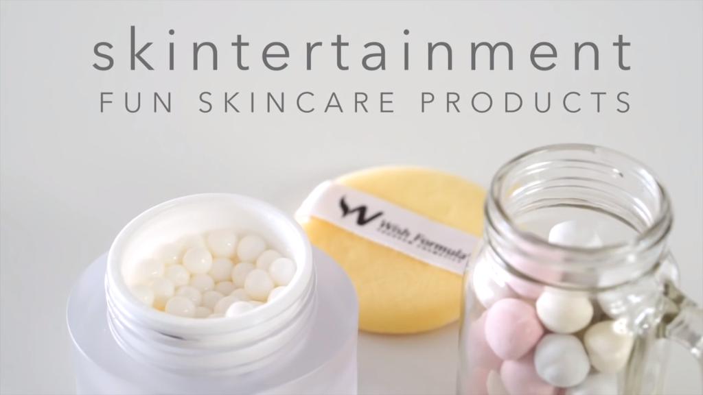 Skintertainment Video Skin Care Tutorial Skin Care Beauty Wellness