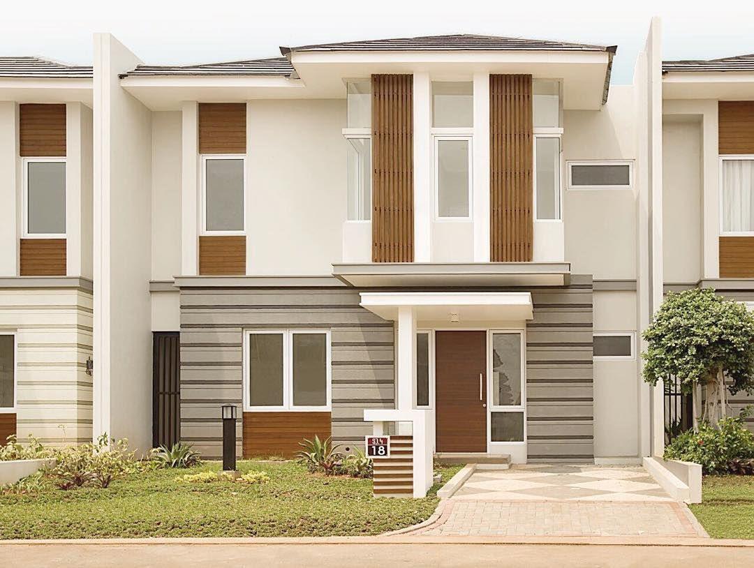 Fachada de casa con fibrocemento. #fachada, #casa, #hogar ...