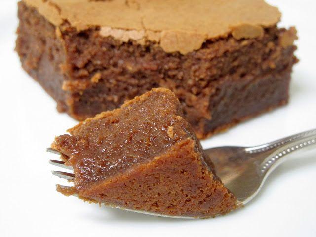 Chocolate rice flour Cake (Gluten-Free!) | Yummy food ...