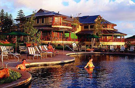 Molokai Resort Hawaii Used To Be Sheraton Lodge