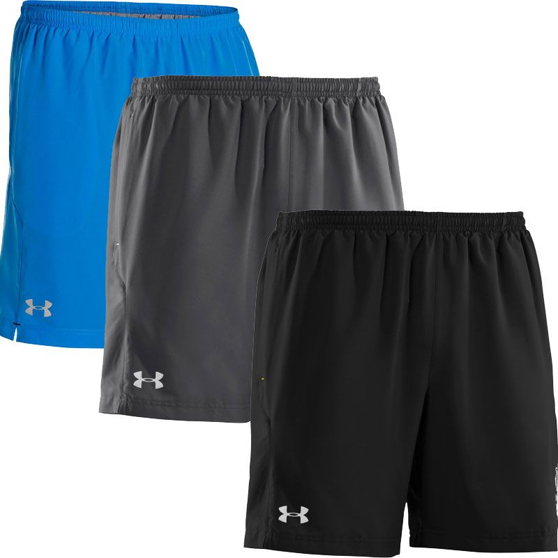 under armour shorts. under armour mens escape solid running shorts