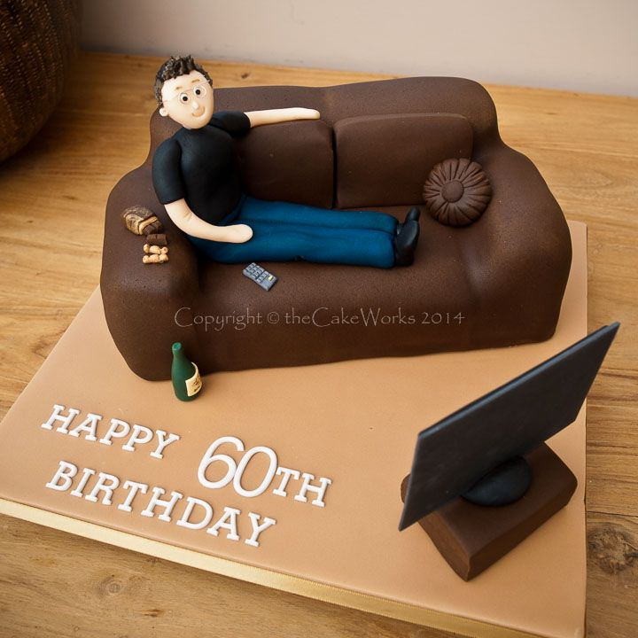 Unique Birthday Cakes for Men - Bing images