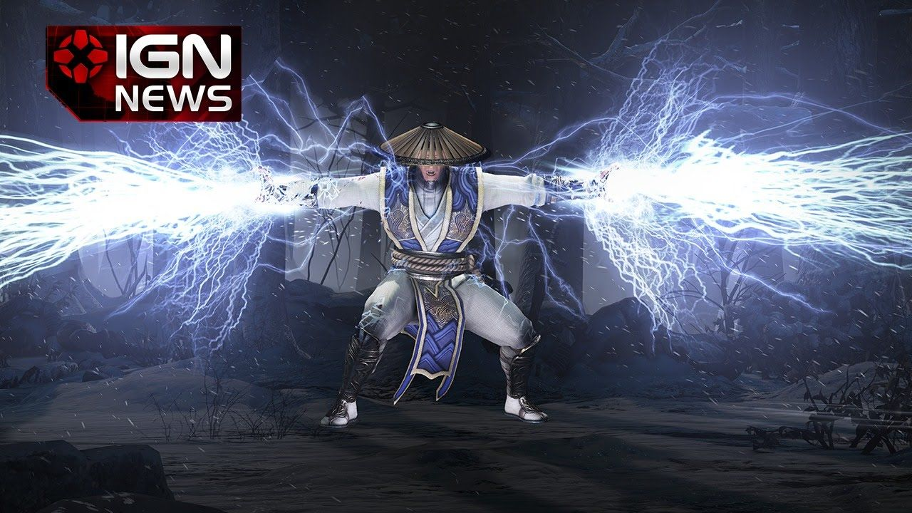 Mortal Kombat X May Feature Microtransactions Ign News Mortal Kombat X Wallpapers Mortal Kombat X Raiden Mortal Kombat