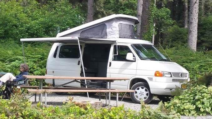 1997 6cyl Auto in Eugene, OR   Vw eurovan camper, Eurovan ...