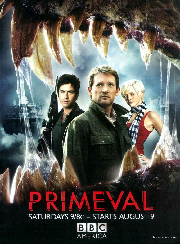 Film Les Portes Du Temps : portes, temps, Primeval, World,, Favorite, Shows