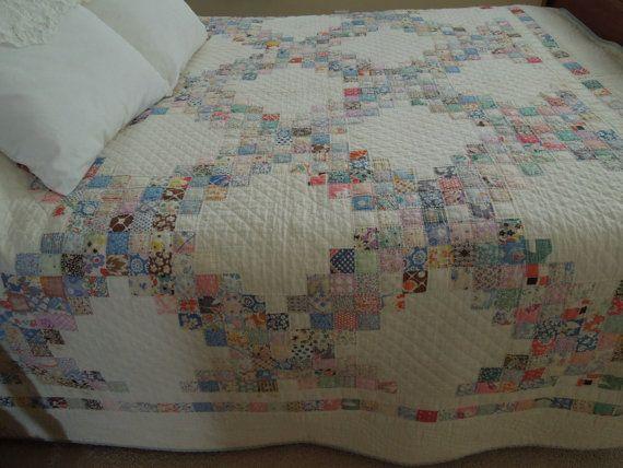 Best 25 Vintage Quilts Ideas On Pinterest Patchwork