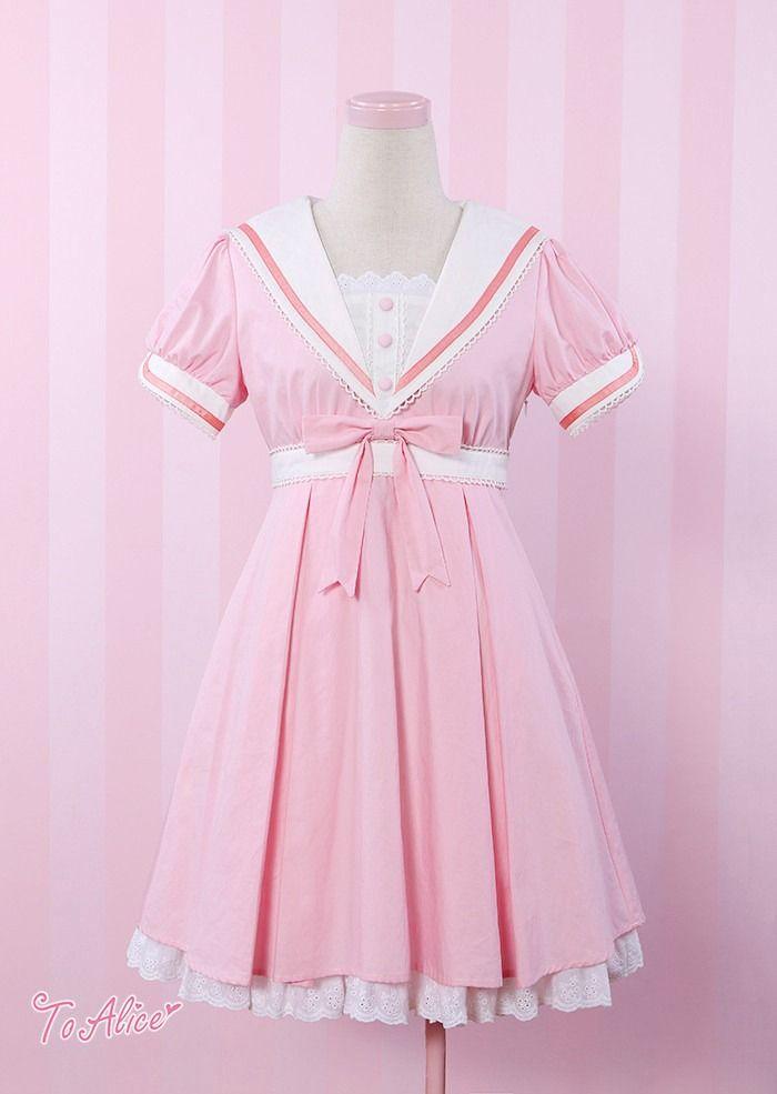 Sailor lolita | kawaii fashion | Pinterest
