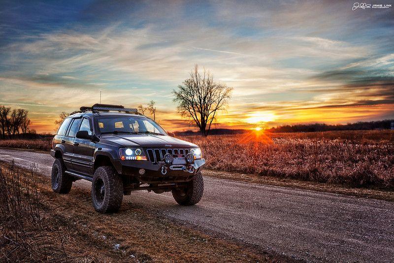 cherokee jeep wj grand 2001 build mods lifted jeepforum laredo limited jeeps did today road custom akro overland bumper lift