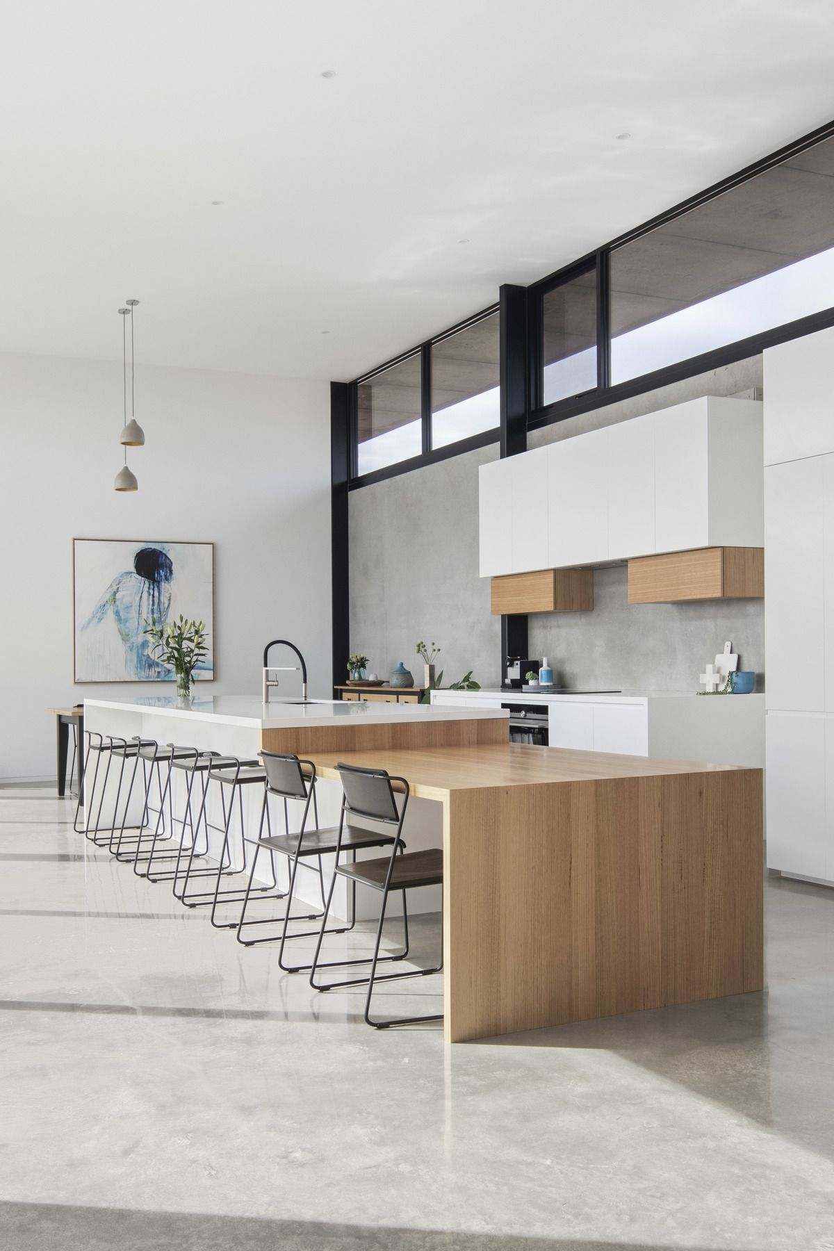 geelong designer kitchens gallery of highton house by lachlan sheperd architects 1202