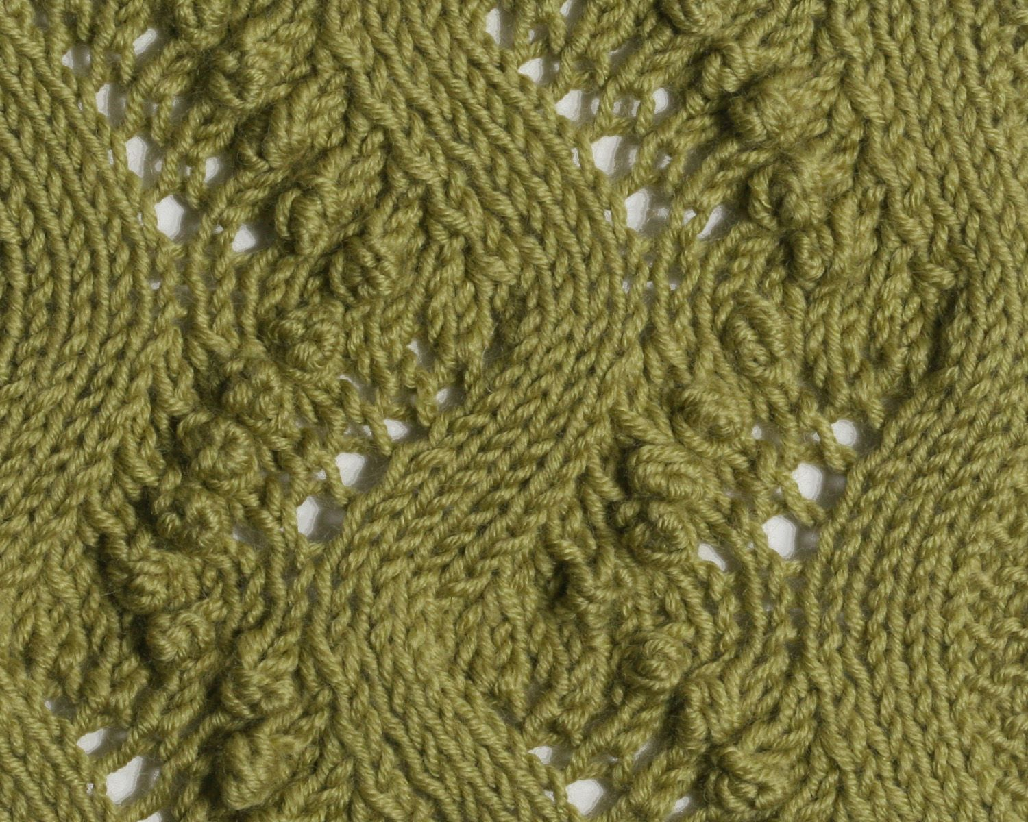 Knotted Waves | Bobbles and Slip Stitches | Pinterest | Loom ...