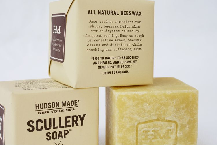 Scullery Soap l The New Amity Workshop