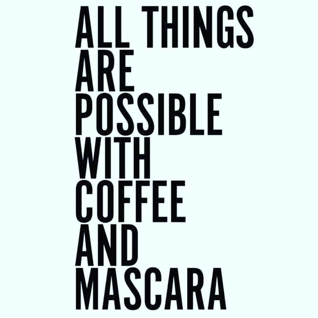 Mascara Quotes Mondayquotes Beautyquotesed Zimbardi Httpedzimbardi