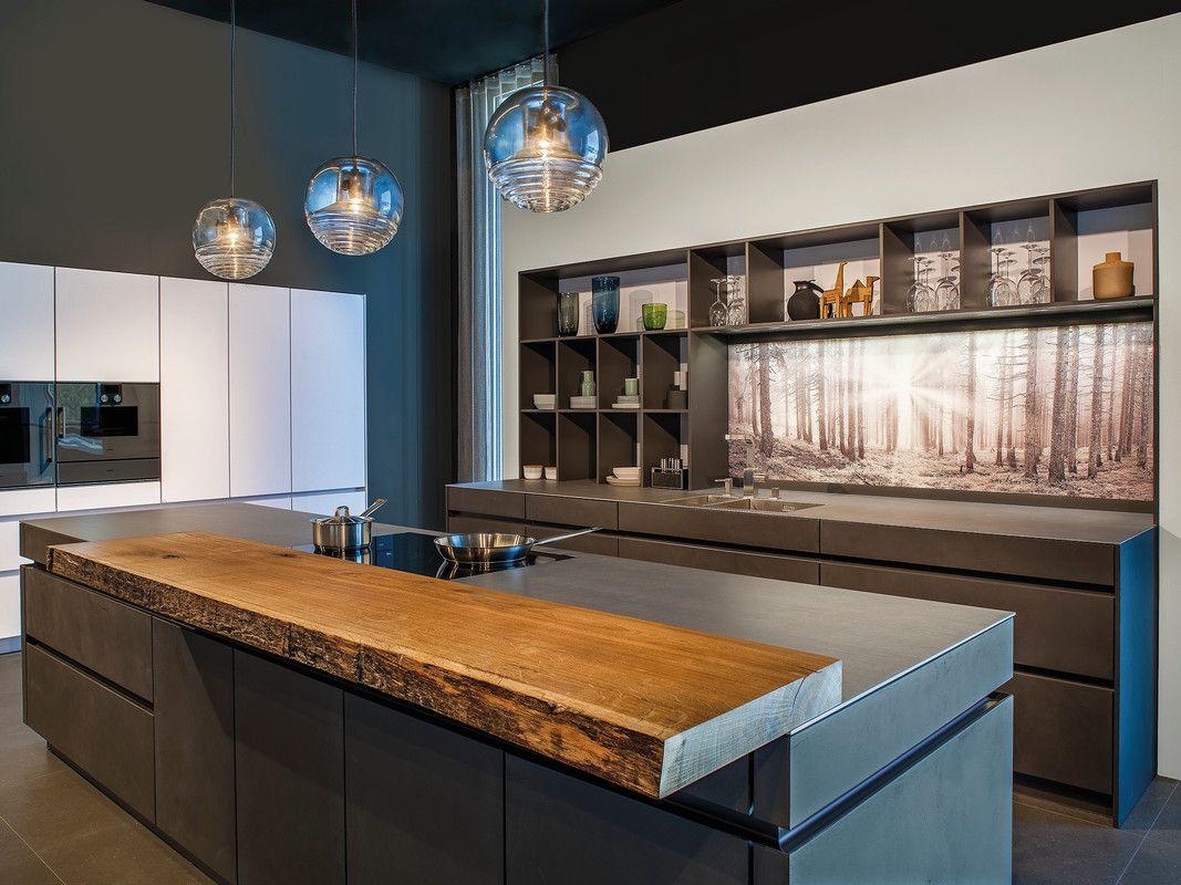 Küchen Adrian ~ Leicht präsentiert die beton front küchen adrian wundervolle
