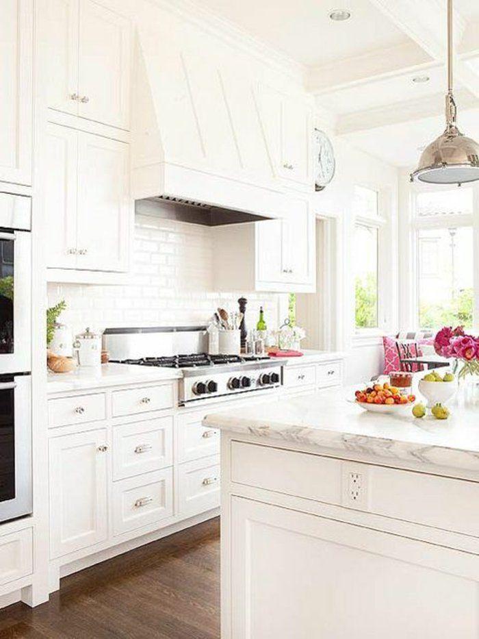 45 idées en photos pour bien choisir un îlot de cuisine Kitchens - Cuisine Design Avec Ilot Central