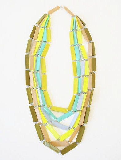 necklace by lauren manoogian