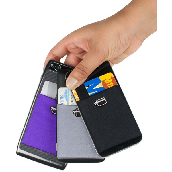 You can leave your wallet at home when you use the CardNinja. Compatible with all smartphones. As low as $16.00