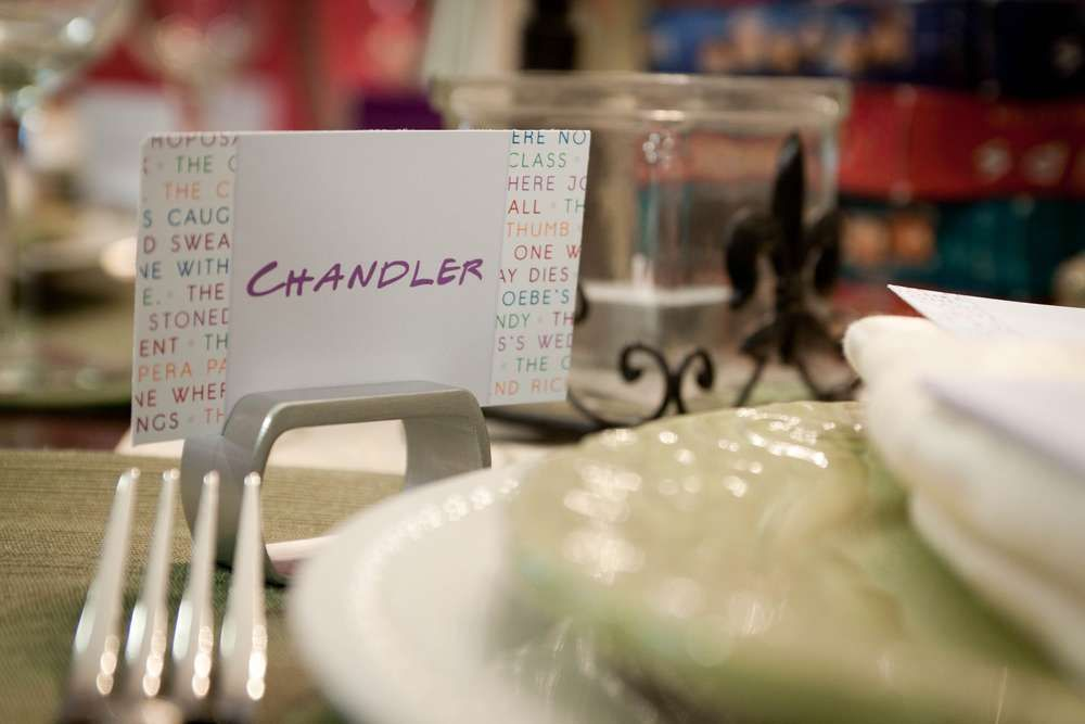 Wonderful Dinner Party Name Ideas Part - 8: TV Show Dinner Party Party Ideas