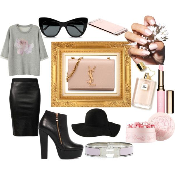 """rose cat"" by nikolina-jurisic on Polyvore"